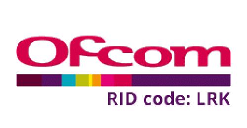 Ofcom RID:LRK